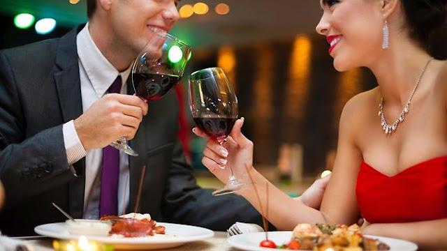 Romantik Akşam Yemeği için Fırsatlar