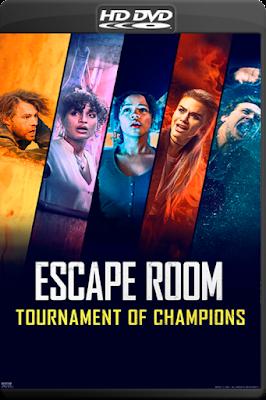 Escape Room: Tournament of Champions [2021] [Custom – DVDR] [Latino]