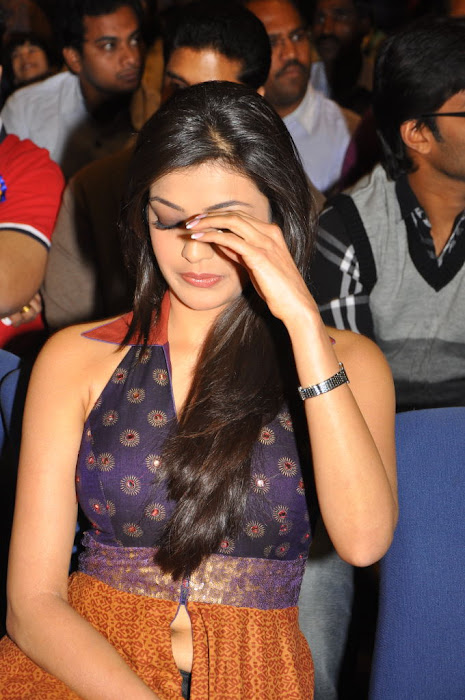 kajal agarwal at businessman platinum disc event, kajal new photo gallery