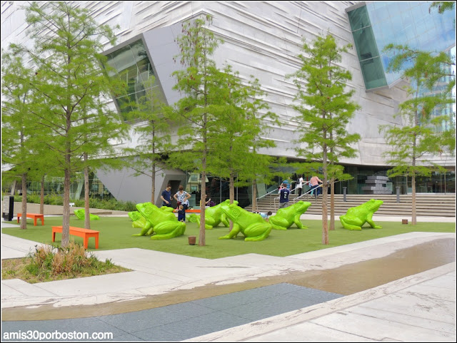 Lugares Turísticos y Atracciones en Dallas: Perot Museum of Nature and Science