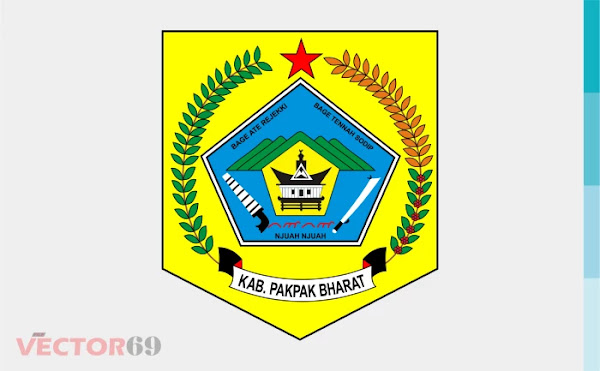 Kabupaten Pakpak Bharat Logo - Download Vector File SVG (Scalable Vector Graphics)