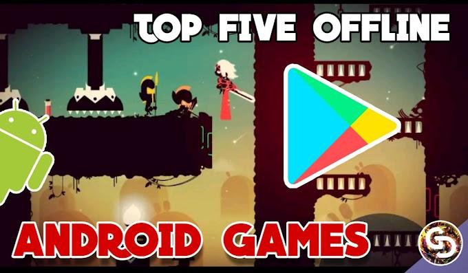 Top 5 Offline Games 2020