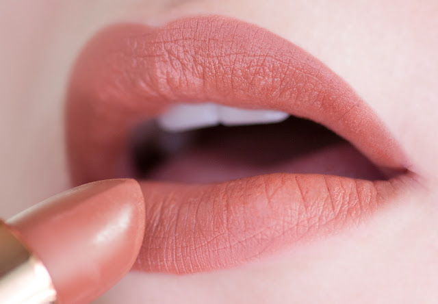 "Makeup Revolution Iconic Matte Nude ""Inclination"""
