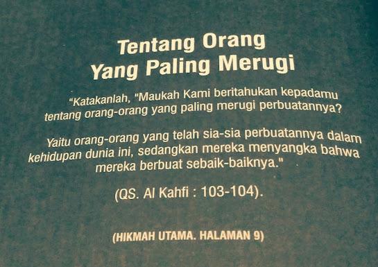 7 Hikmat Bulan Ramadhan untuk Refleksi dan Muhasabah Diri