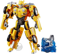 Hasbro Transformers Bumblebee Movie Nitro Series Bumblebee
