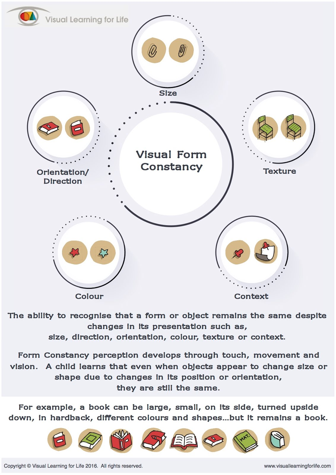 Visual Learning For Life