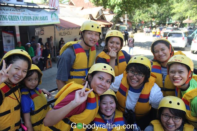 go body rafting