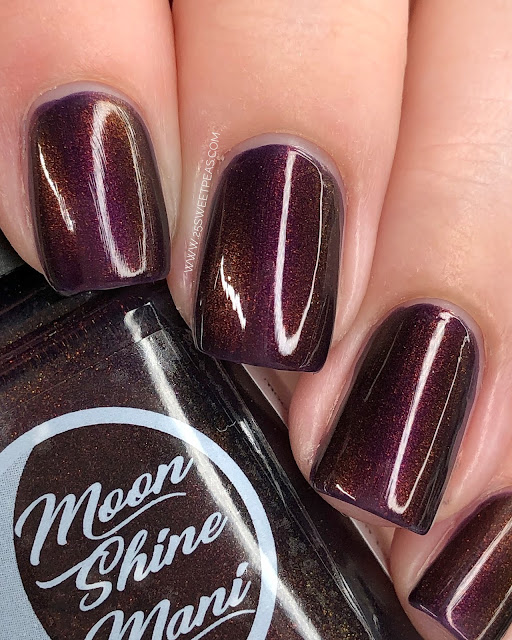 Moon Shine Mani every week is swatchfest