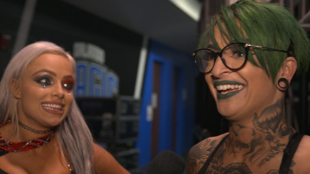 Liv Morgan e outras estrelas da WWE comentam sobre a estreia de Ruby Soho no AEW All Out