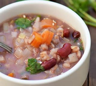 receita de sopa de cevada