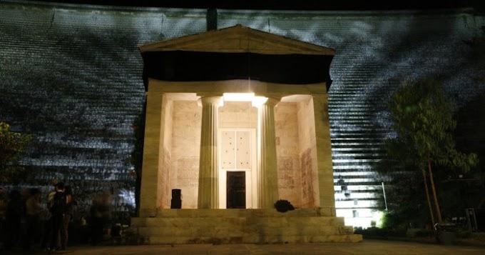 Ο αρχαιοελληνικός ναός στα θεμέλια του φράγματος του Μαραθώνα