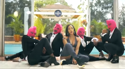 VIDEO Tanasha Donna – Nah Easy Mp4 Download