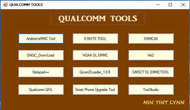 Qualcomm Tools