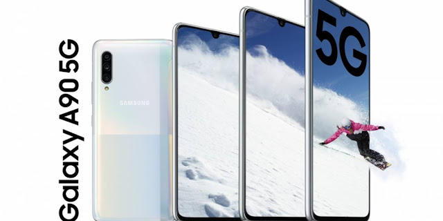 Samsung Introduces New Galaxy A90 with 5G
