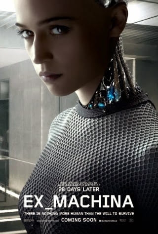 Ex Machina [2015] [DVDR] [NTSC] [Latino]