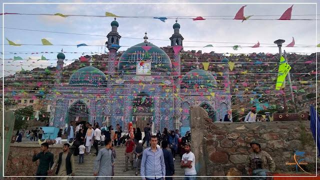 Santuário de Sakhi (Sakhi Shine) ou Ziarat-e Sakhi
