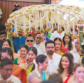 Sarath Kumar Daughter Marriage-thumbnail-12