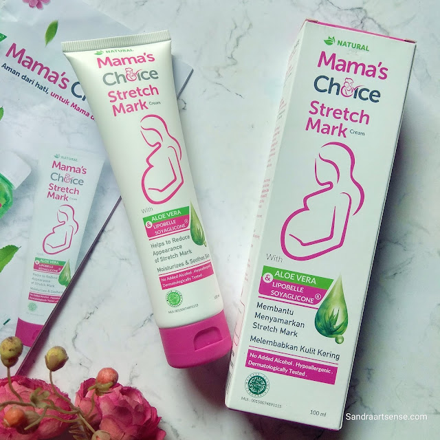 Mama's Choice Stretch Mark Cream