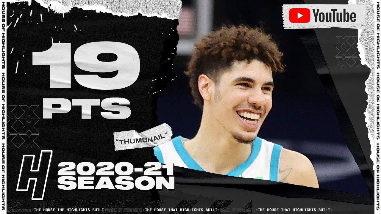 LaMelo Ball 19pts 7reb 5ast vs MIN | March 3, 2021 | 2020-21 NBA Season
