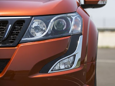 New Mahindra XUV 500 Headlight with Fog light picture