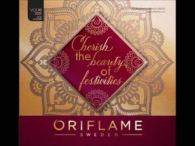 Oriflame catalogue October 2021 pdf
