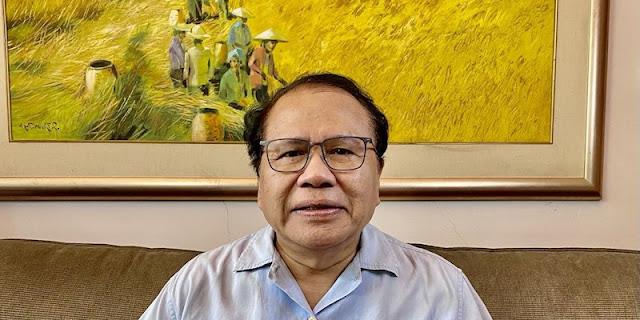 Kantongi Jurus Dongkrak Pendapatan Petani, Rizal Ramli: Kalau Si Ono Sudah Beres, Kita Laksanakan