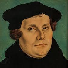 .Martin Luther  o pai da Reforma Protestante. -O cenário histórico da Reforma Protestante em 2517
