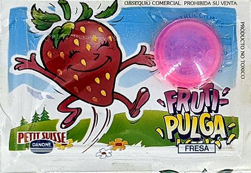Fruti-Pulgas Danone Fresa