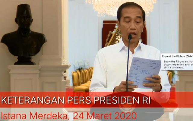 Cicilan Kredit di Tangguhkan Jokowi, Asep Lukman
