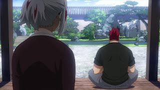 ヒロアカ 5期アニメ   轟家 Tdoroki Family   僕のヒーローアカデミア My Hero Academia
