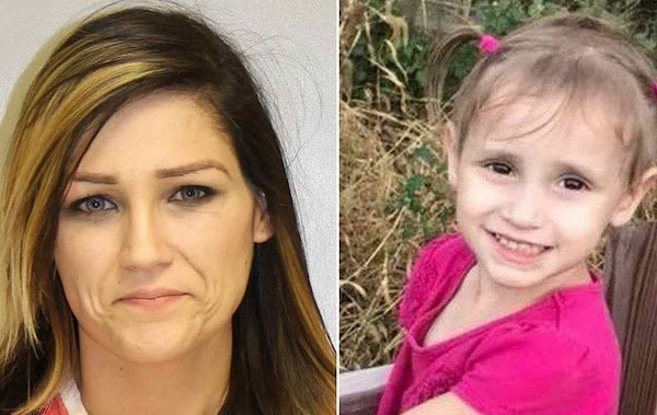 A Mother And Her Boyfriend Were Charged With Murder After Her 3-Year-Old Daughter Died Of A Drug Overdose