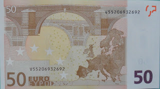 Resultado de imagen de billete de eo euros