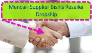 Mencari Supplier untuk Bisnis Reseller Dropship