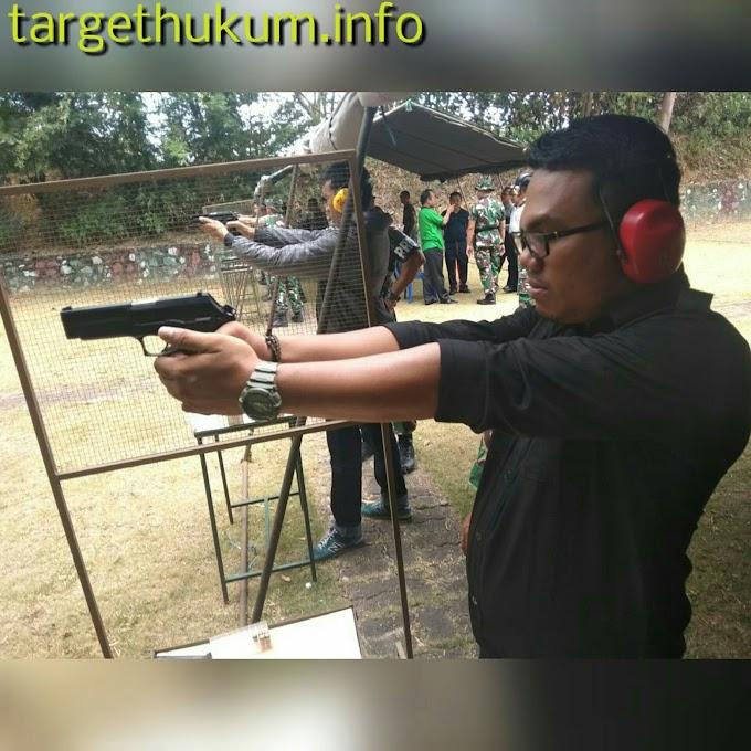 IWO Tanjungpinang Ikut Latihan Tembak Fun Shoting'