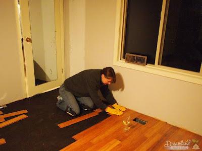 Tips on Installing Hardwood Floors Yourself