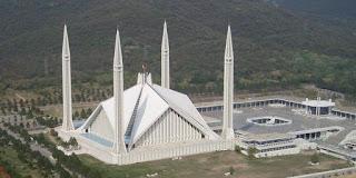 Masjid Faisal, Islamabad