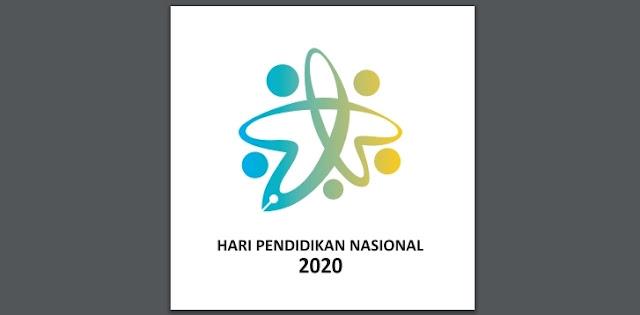 Logo, Spanduk Serta Surat Pedoman Hari Guru Nasional 2020