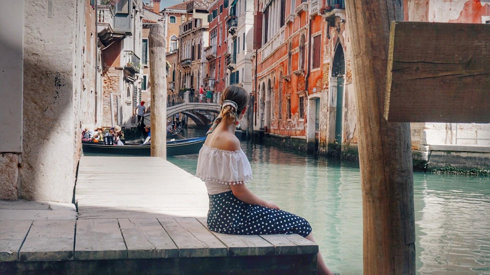 The Honeymoon Diaries   Venice