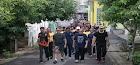 Kapolda Kalbar Jalan Sehat Bersama Anggota Polres Sekadau