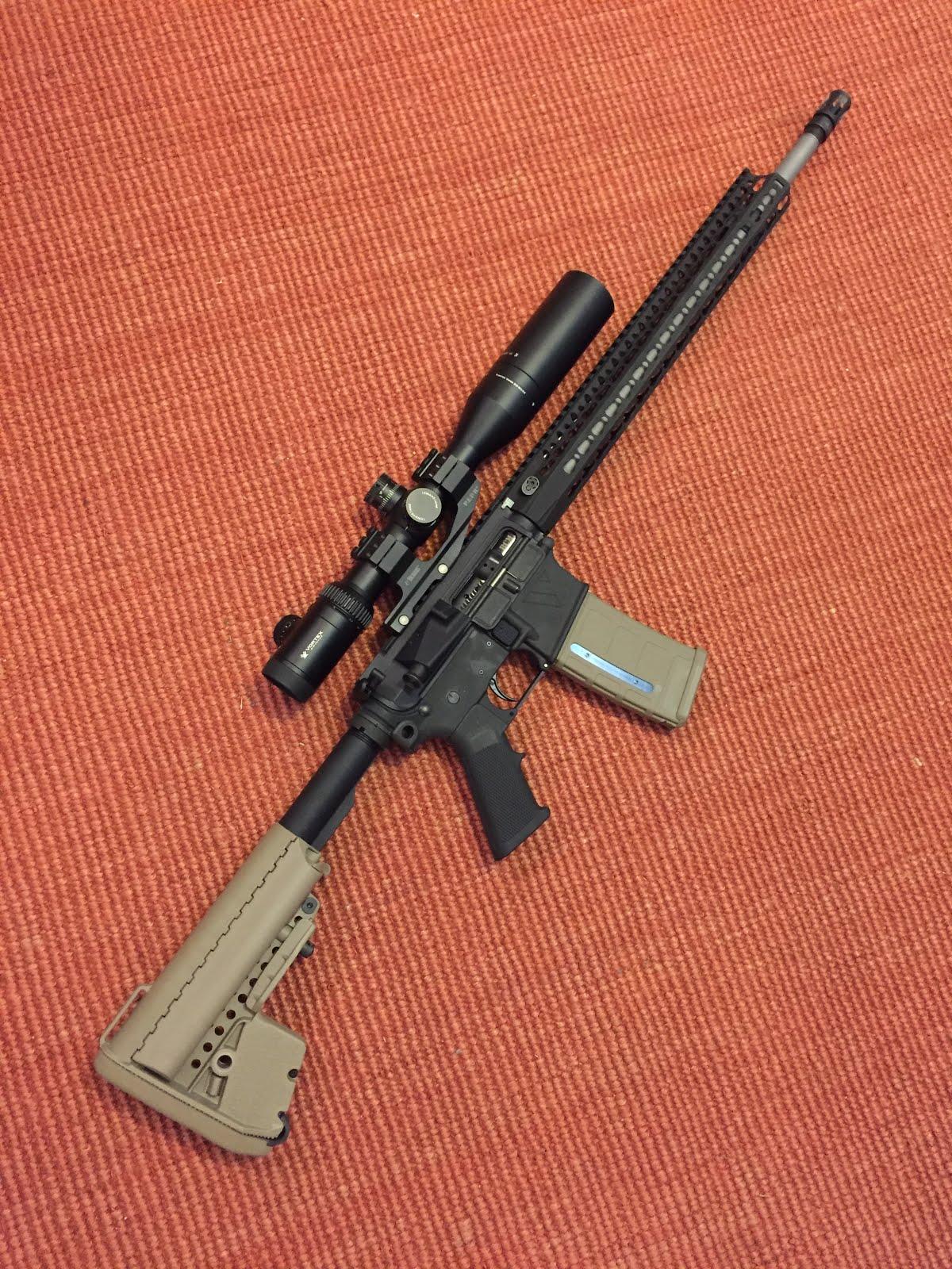 spr rifle