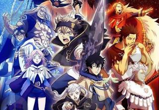 8 Fakta Anime Black Clover, dari Episode 1 sampai 150