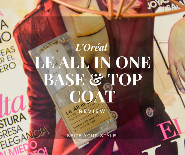 L'Oreal All in One review