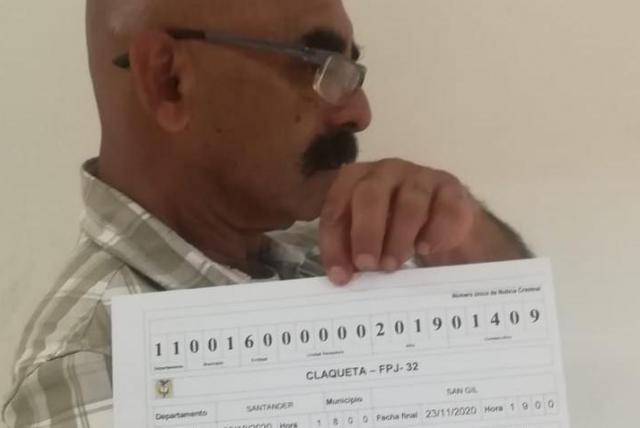 Capturan a Ramón Palomino, hermano de exdirector de la Policía Rodolfo Palomino
