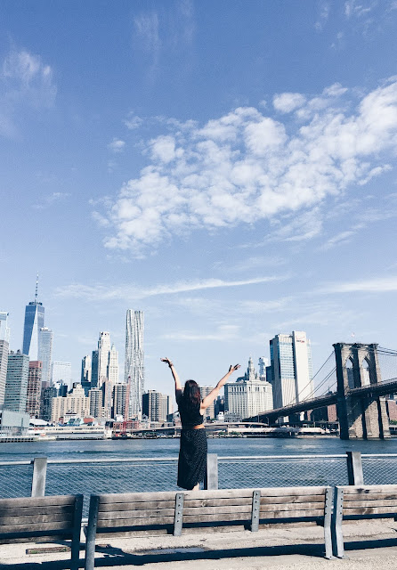 Traveltipp, New York, GrinseStern, Brooklyn Bridge, New York City, sehenswürdigkeit