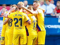 Ernesto Valverde Admits Barcelona Playing Very Bad