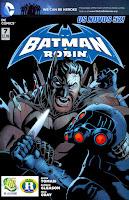 Os Novos 52! Batman e Robin #7