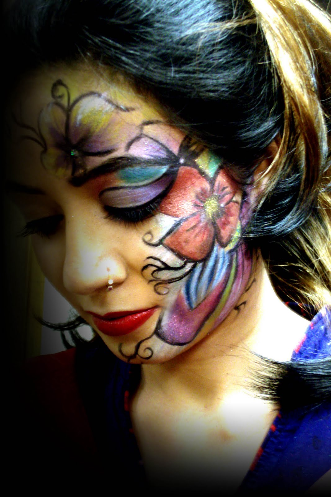 Special Effects Makeup: Casual And Special Effects Make-Up Artist