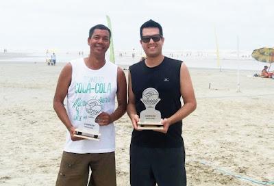 Beach Tênnis fez sucesso na Ilha Comprida