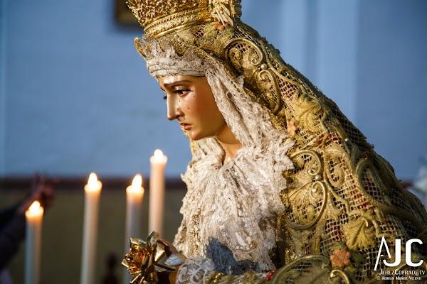 Suspendido el Rosario de la Aurora que la Hermandad del Cristo de la Expiración de Jerez iba a celebrar este domingo