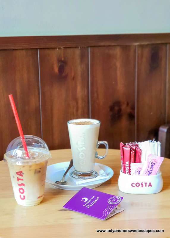Costa in Dubai